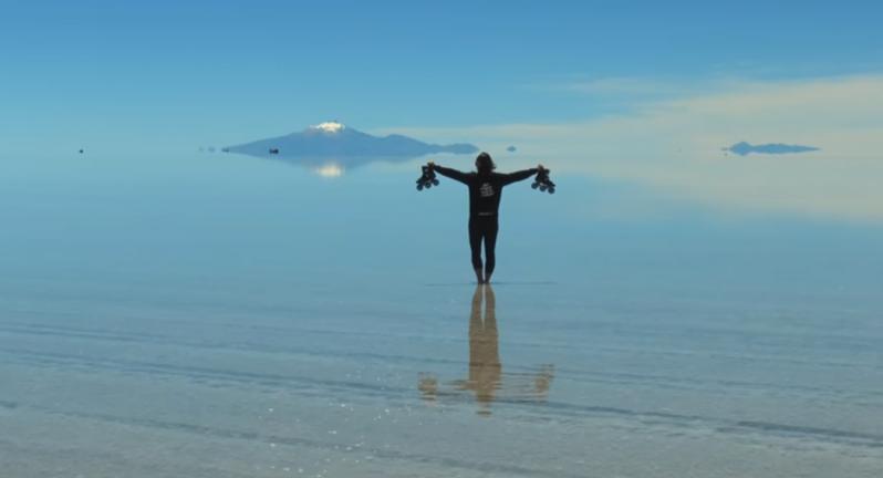 Ewelina Czapla w Boliwii - Video
