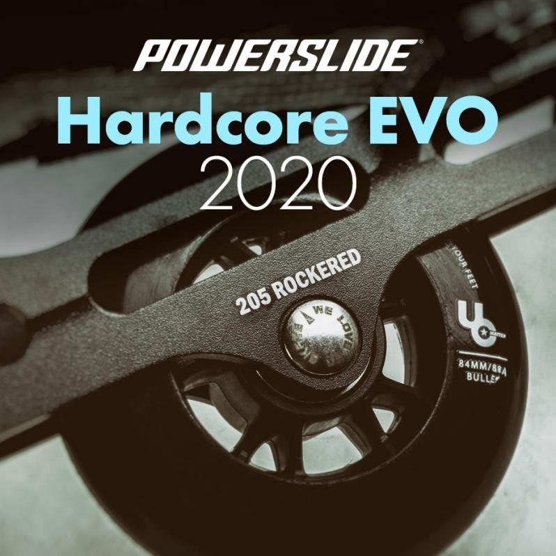 Powerslide - Hardcore EVO 2020 - jakie zmiany?