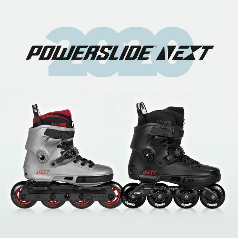 Rolki Powerslide - Next 2020