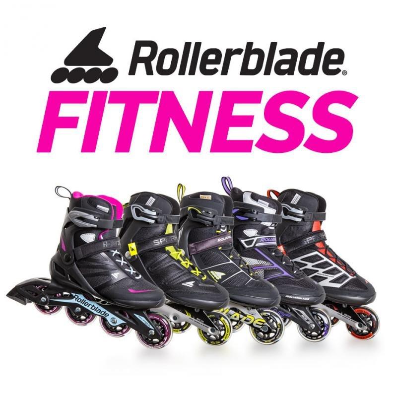 Rolki fitness od Rollerblade