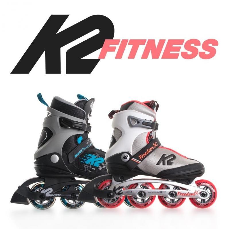 Rolki Fitness od K2