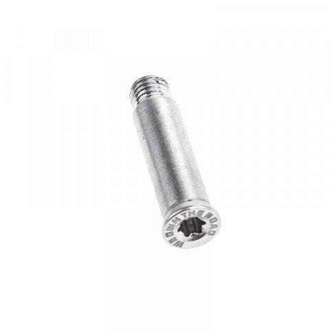 Śruby / Tulejki - Powerslide Single Axle 8mm/34mm M7 (1 szt.) - Zdjęcie 1