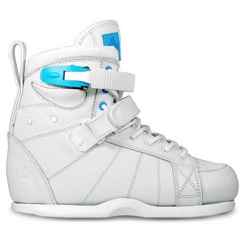 Rolki - Rolki Usd Carbon 10 - Białe - Boot Only - Zdjęcie 1