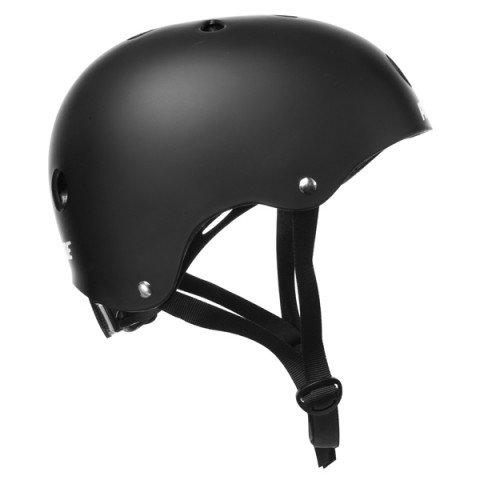 Kaski - Kask Powerslide Allround Stunt Helmet - Matowy Czarny - Zdjęcie 1