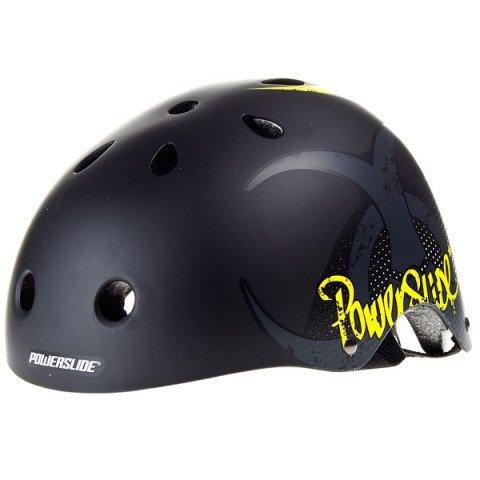 Kaski - Kask Powerslide Allround Biohazard Helmet 10 - Czarny - Zdjęcie 1