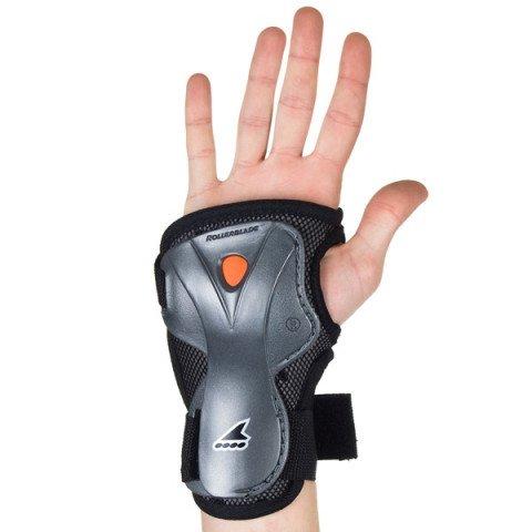 Ochraniacze - Ochraniacze Rollerblade Lux Wristguard - Szaro/Czarne - Zdjęcie 1