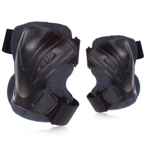Ochraniacze - Ochraniacze Rollerblade Pro Kneepad - Antracytowo/Czarne - Zdjęcie 1
