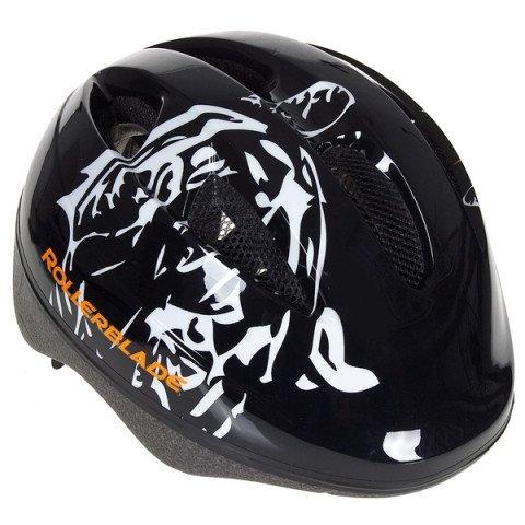 Kaski - Kask Rollerblade Zap Kid Helmet - Czarny - Zdjęcie 1