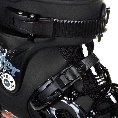 Rolki - Rolki Rollerblade Twister 243 10 - Czarne - Zdjęcie 1