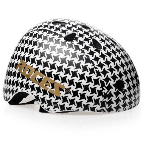 Kaski - Kask Roces Ce Prince Of Wales Aggressive Helmet 10 - Czarny - Zdjęcie 1