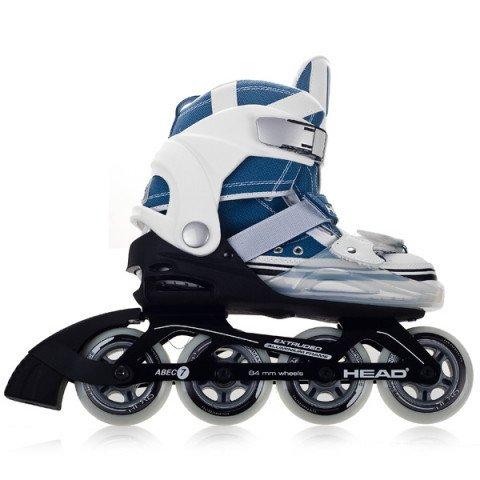 Rolki - Rolki Head Skate & Walk 10 - Niebiesko/Szare - Zdjęcie 1