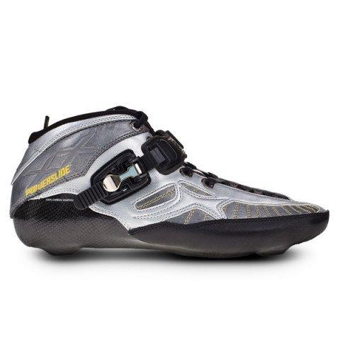 Rolki - Rolki Powerslide Speed Double X 10 - Boot Only - Zdjęcie 1