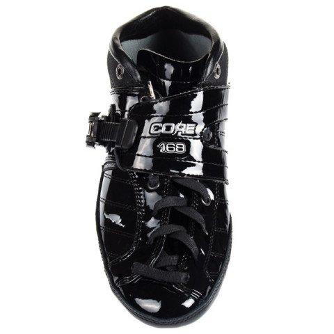 Rolki - Rolki Powerslide Speed - Icon - Boot Only - Czarne - Zdjęcie 1