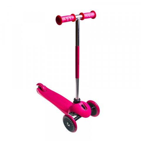 Hulajnogi - Hulajnoga Worx Kids Scooter - Różowa - Powystawowa - Zdjęcie 1