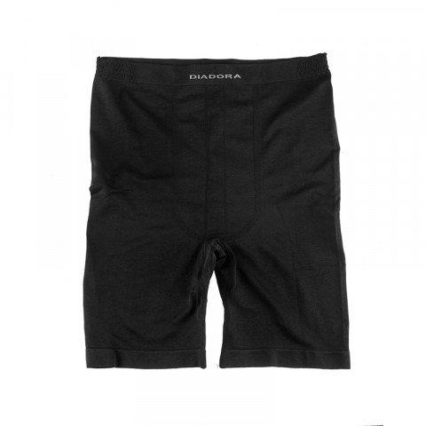 Spodnie - Diadora La Paz Short Pants - Czarne - Zdjęcie 1