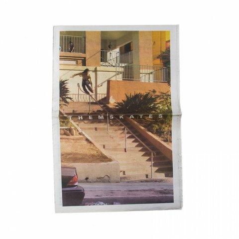 Banery / Naklejki / Plakaty - THEM 1st Year - Print - Zdjęcie 1
