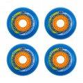 Kółka do Rolek Hyper Concrete SL 80mm/84a - Niebiesko/Pomarańczowe (4 szt.)